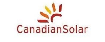Canadia Solar Logo
